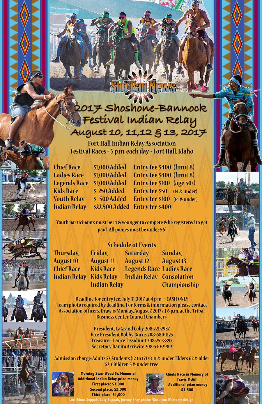 Festival Indian Relay Racing 2017