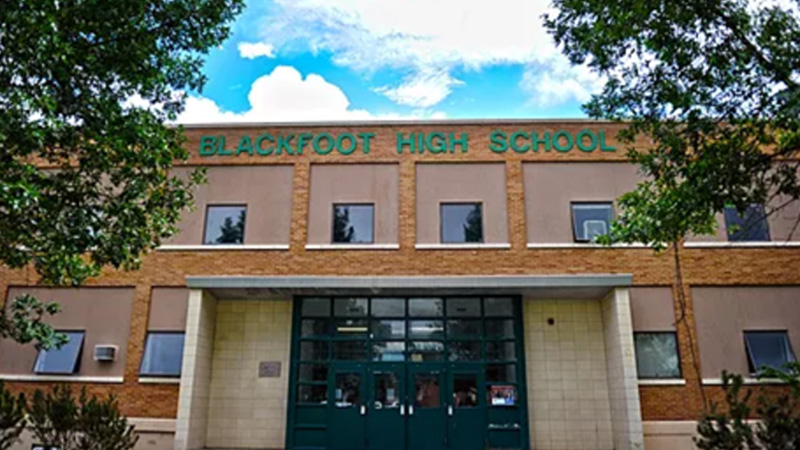Blackfoot High School