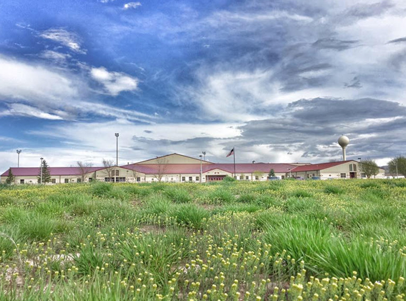 Shoshone-Bannock JR/SR High School